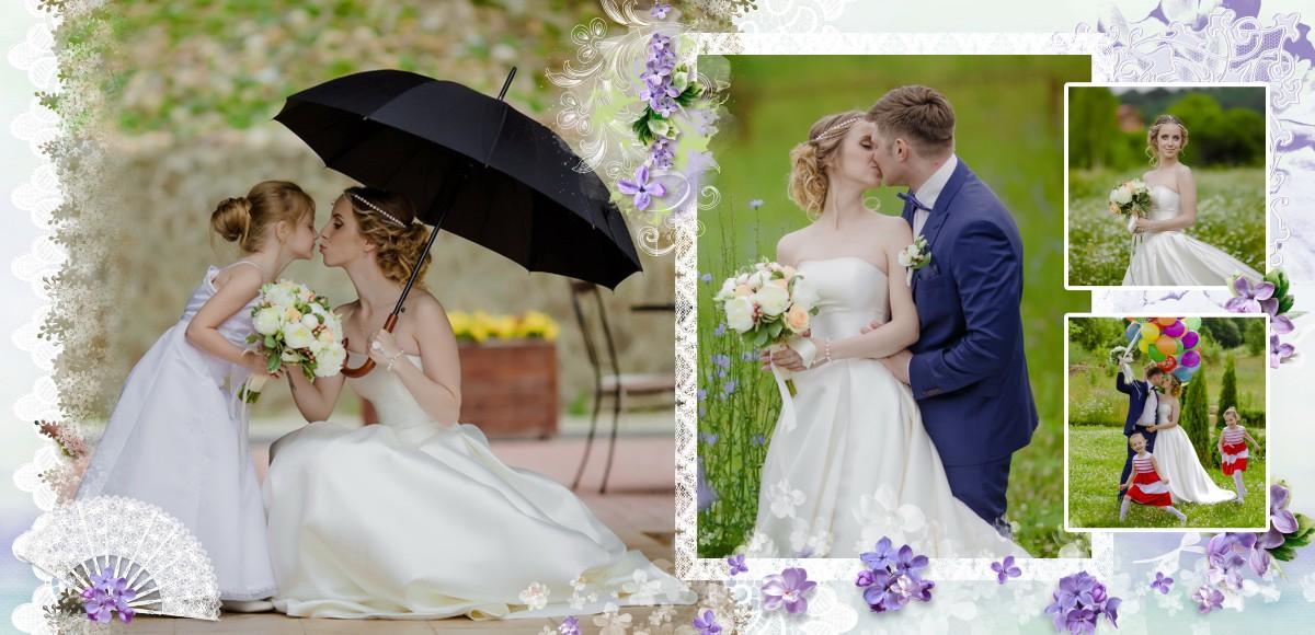 свадьба фотокнига