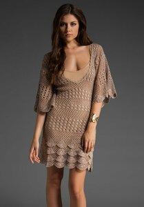 Платье/топик крючком от Eternal Sunshine Creations