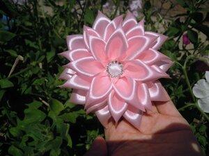 Прекрасные цветы канзаши - Страница 3 0_12a735_609f334b_M