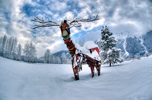 100 самых красивых зимних фотографии: пейзажи, звери и вообще 0 10f5a6 e8ff6ce1 orig