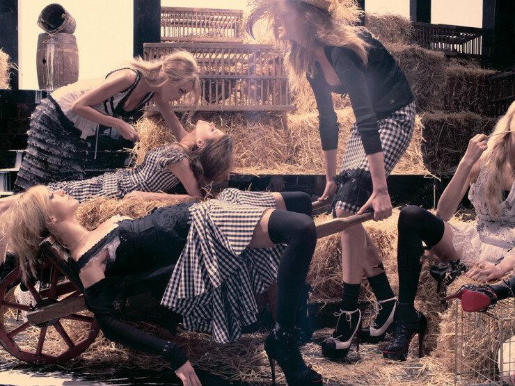 Dolce & Gabbana S/S 2006