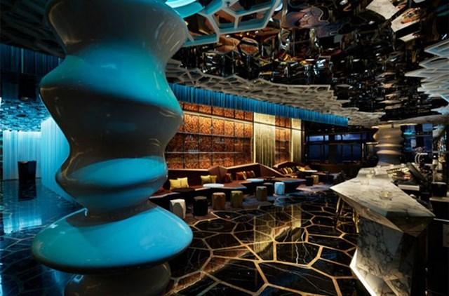 Самые необычные, странные и потрясающие бары мира