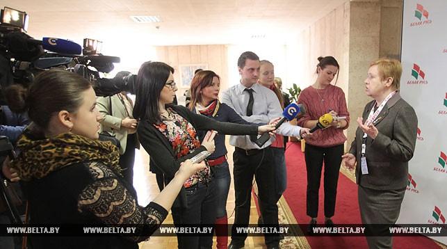 Теледебаты кандидатов в президенты Беларуси пройдут 3 октября