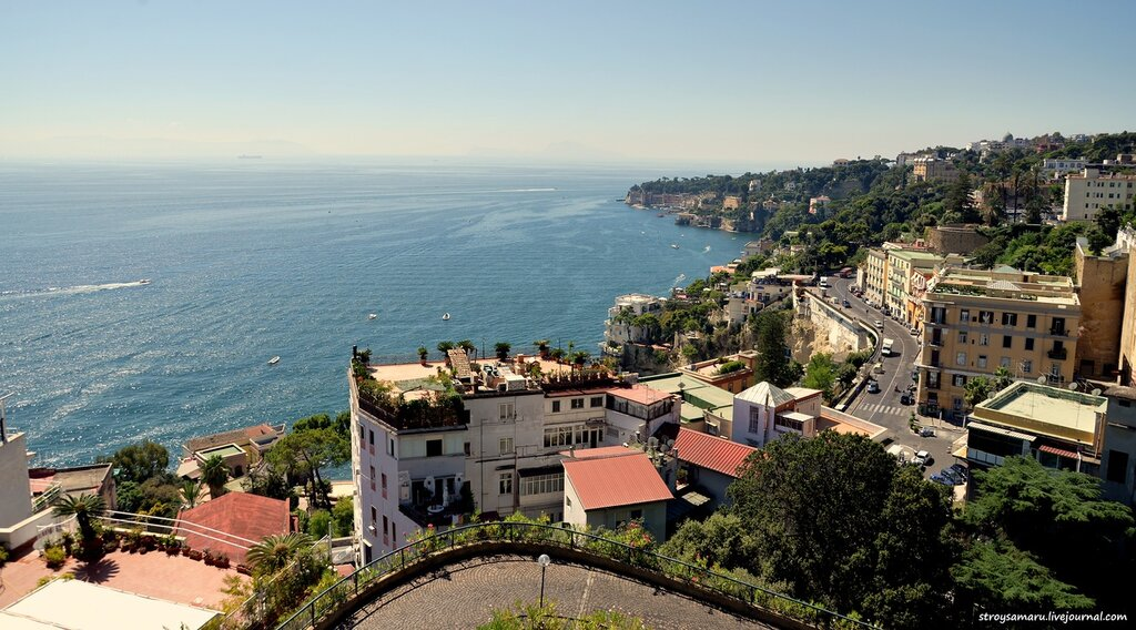 how to get from rome to naples by train