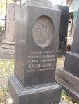 Могила Василия Колмыкова