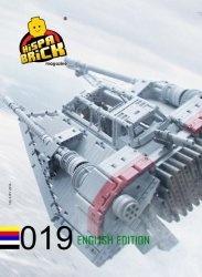 Журнал HispaBrick Magazine® 019 (English Editions)