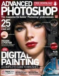Журнал Advanced Photoshop Issue 128