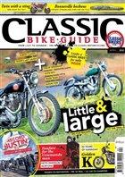 Журнал Classic Bike Guide №4 (апрель), 2012 / UK