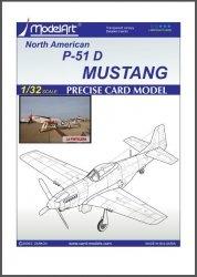 Журнал P-51D Mustang - La Pistolera [ModelArt]