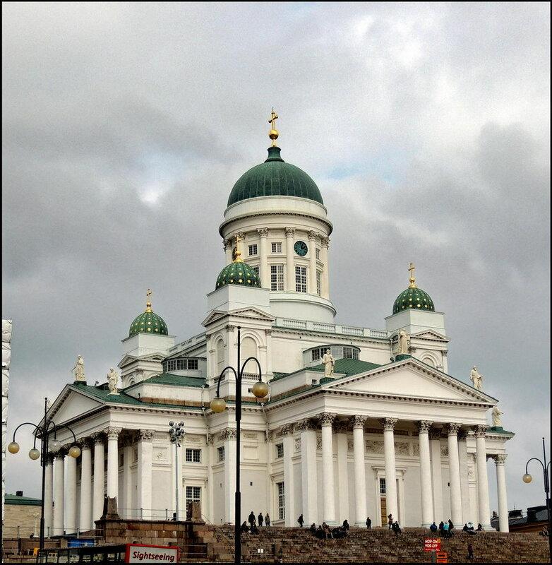 Helsinki 9767 Tuomiokirkko