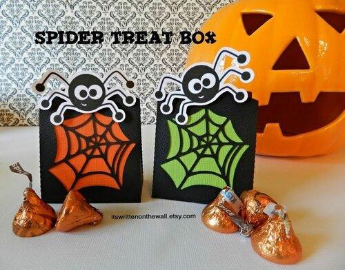 Хэллоуинская упаковка