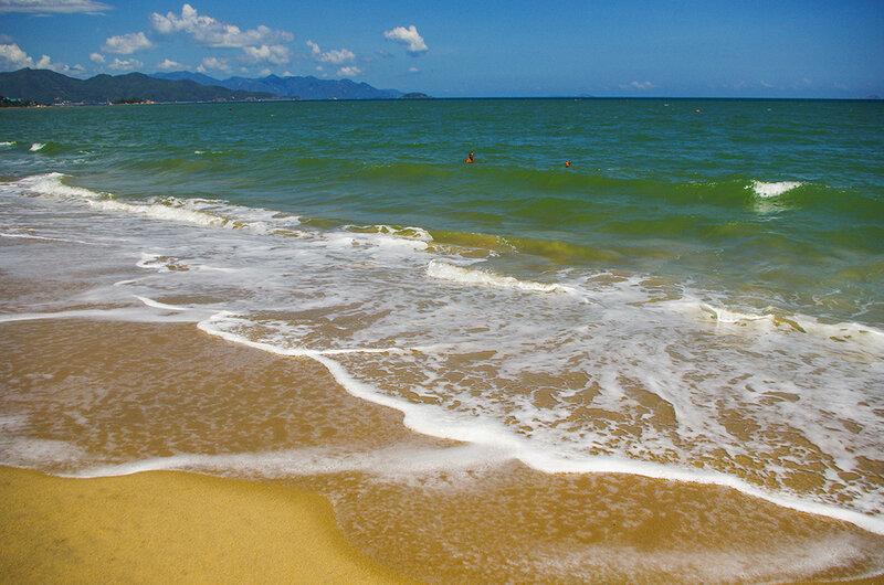 Море, первый взгляд