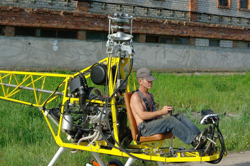 Самодельный вертолет своими руками видео фото