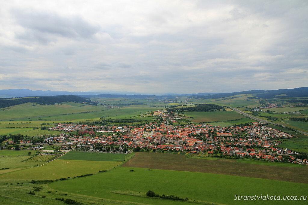 Словакия, Спишски Град