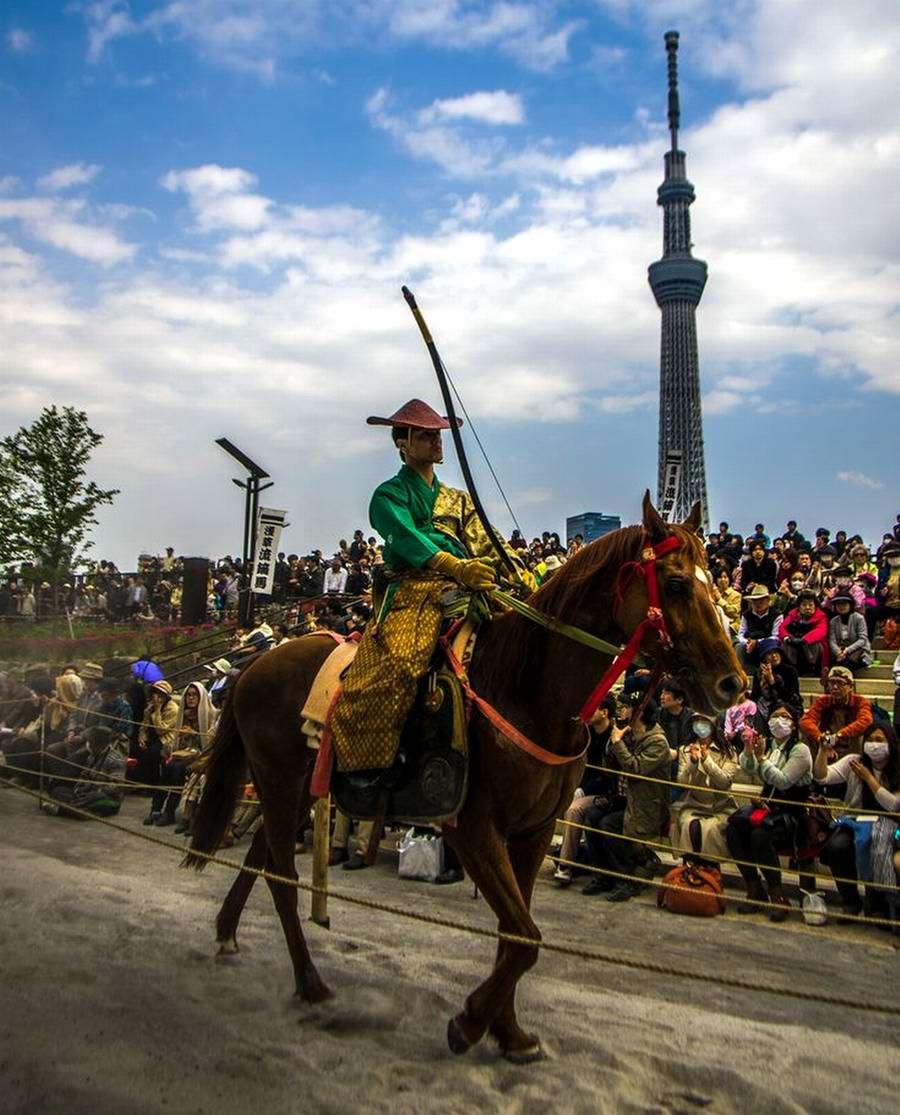 Стреляем из лука на полном скаку: Потомки японских самураев (4)