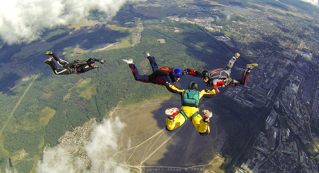 skydive weekends