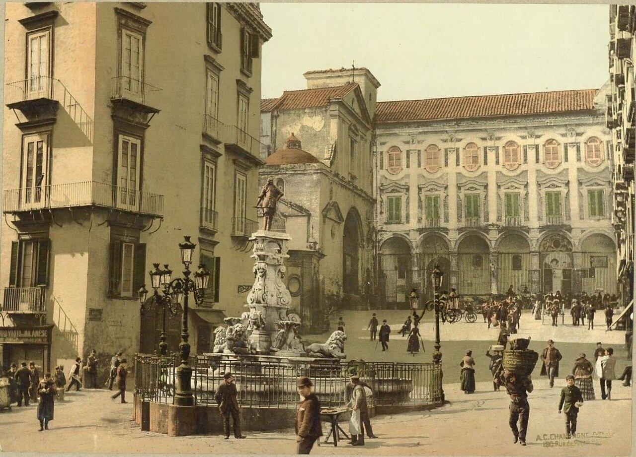 Площадь Монте-Оливето