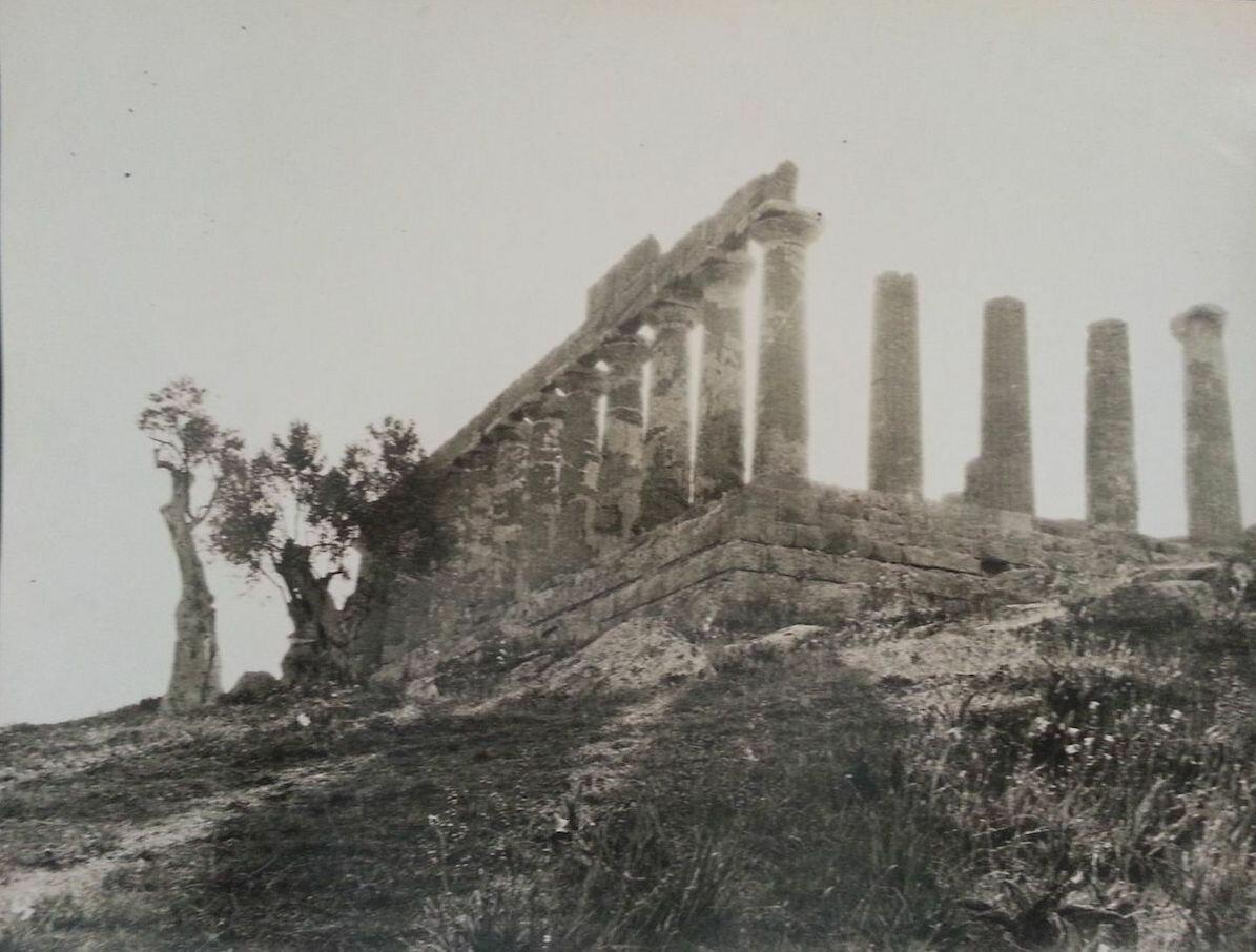 Селинунт. Храм Геры