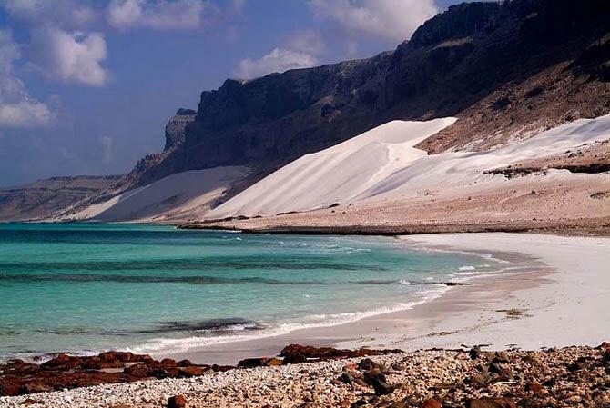 Сокотра,Остров Сокотра,Йемен,Индийский Океан