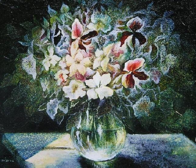 Гиви Сипрошвили, Орхидеи