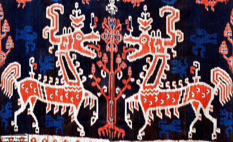 Ткани Сумбы