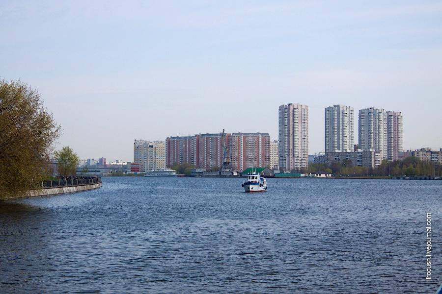 Акватория Южного порта