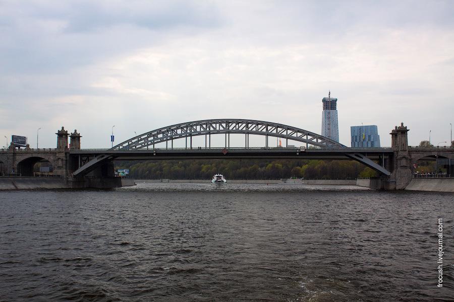 Лужнецкий (Новый Краснолужский) мост