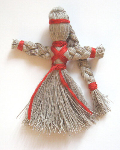 Кукла оберег на здоровье своими руками