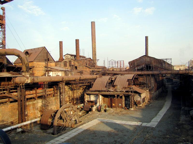 прошлая жизнь старинные фото рабочих демидовских заводов это