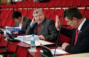 ЗакС Приморья: от депутата до сенатора один шаг?