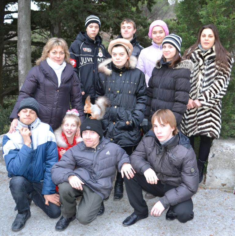 Ялтинская Рождественская история