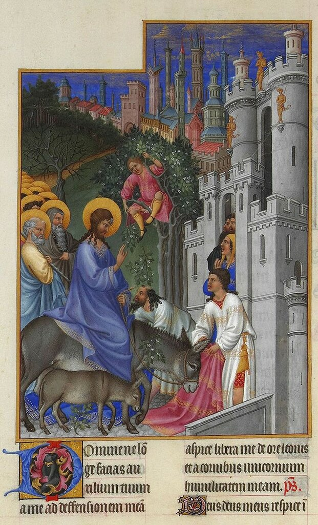 800px-Folio_173v_-_The_Entry_into_Jerusalem лимбурги.jpg