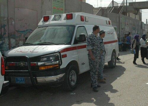 Новый теракт в Багдаде: 52 раненых, 26 убитых, есть заложники