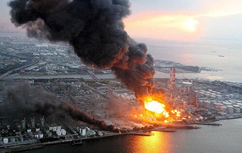 ВСША произошел взрыв накрупной станции повыробатыванию электричества