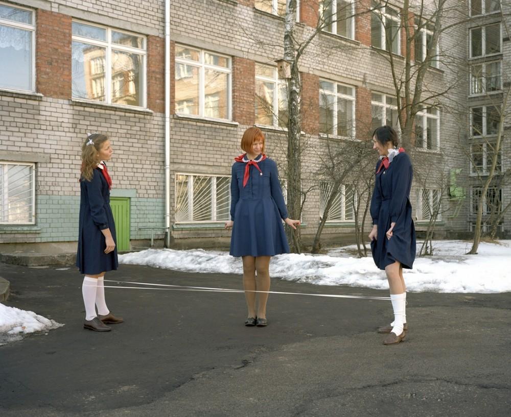Инсценировка советского прошлого в проекте «Амнезия»