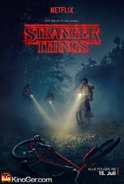 Stranger Things Staffel 1 (2016)