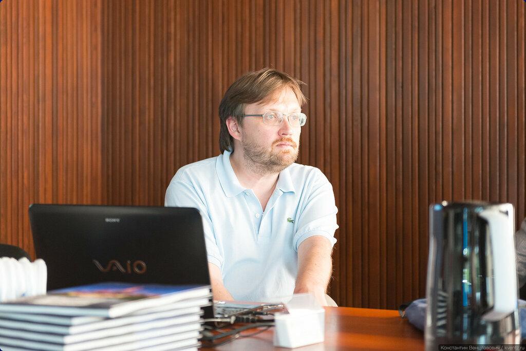 Директор департамента маркетинга группы компаний «Регион» Иван Подкова