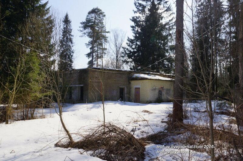 Заброшенный пионерский лагерь НИИ цветных металлов