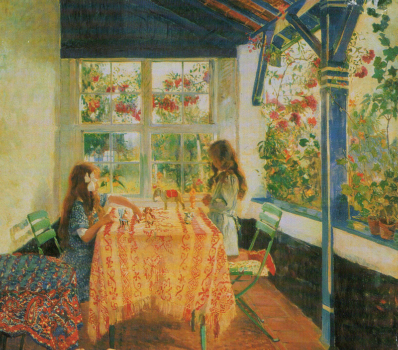 Edgard Wiethase - The Veranda