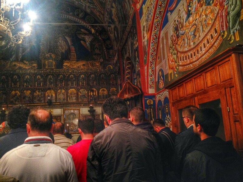 церковь Святой Троицы в Будве