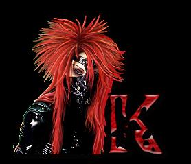 Алфавит на прозрачном фоне J-ROCK