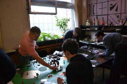Кубок Москвы 2016, Warmachine/Hordes, 21-22 мая