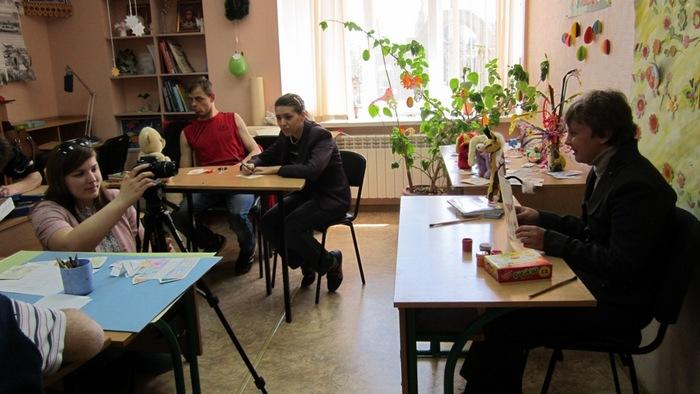 Новый сценарий особой общины Алчевской лечебницы