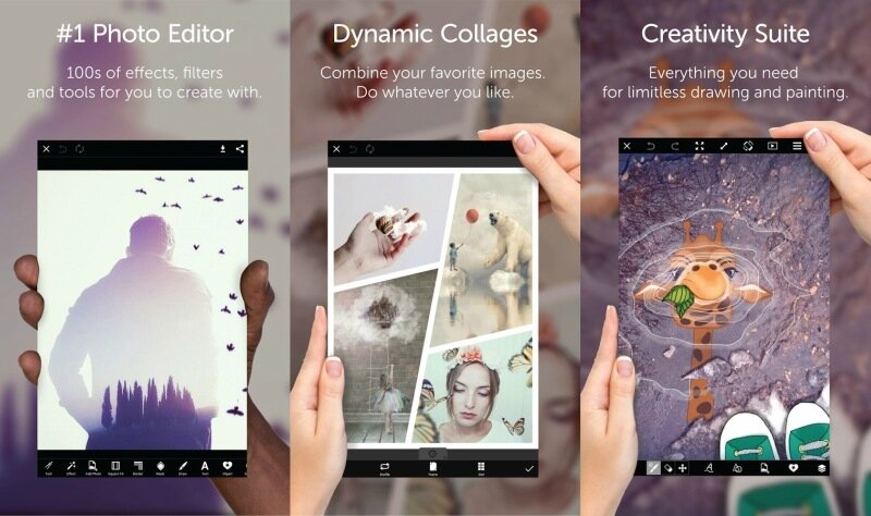 PicsArt Photo Studio для Android