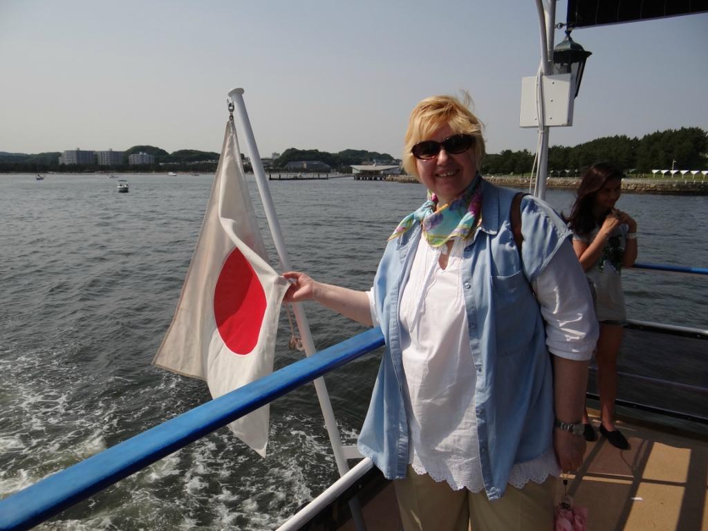 Япония. Райский остров Наккейдзима Аква-музей и океанариума / Остров Хаккейдзима Иокогама