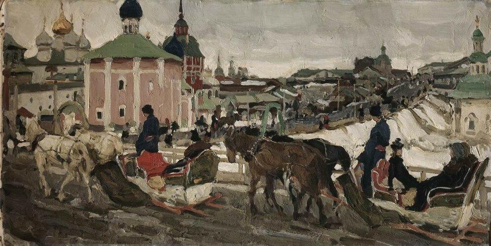 1903 К Троице. 1903. Х., м. 53х107. ГТГ.jpg