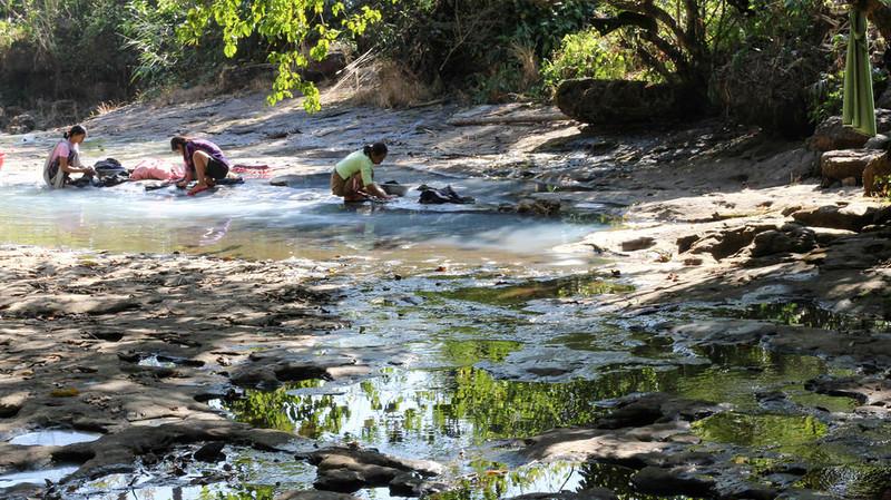 Племя кхаси, в котором женщины играют важную роль