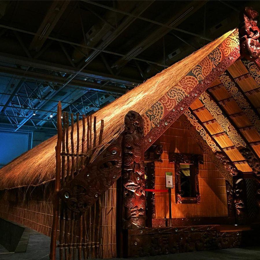 1. Национальный музей Те-Папа-Тонгарева (Веллингтон, Новая Зеландия) Национальный музей Новой Зеланд