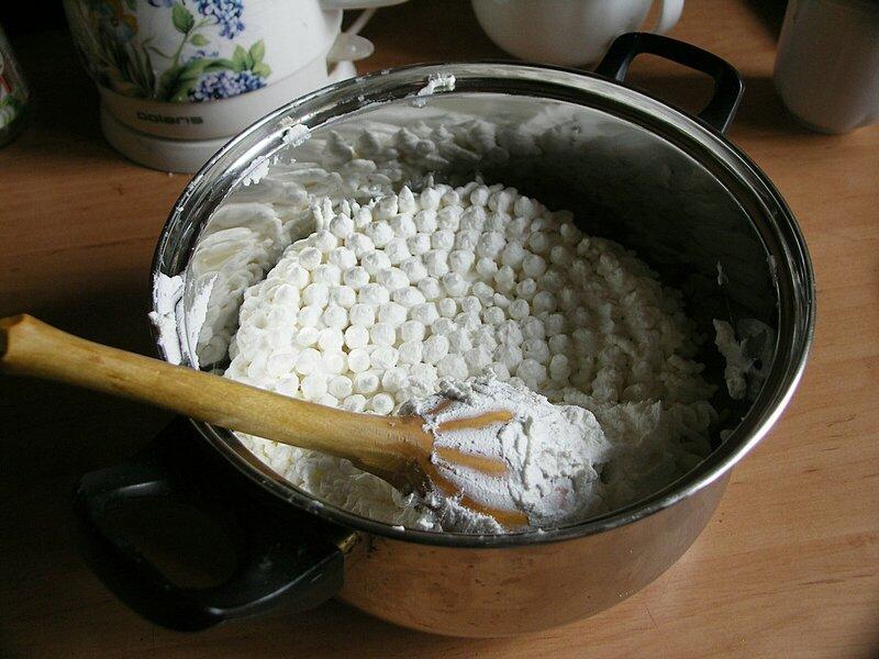 готовка пасхи