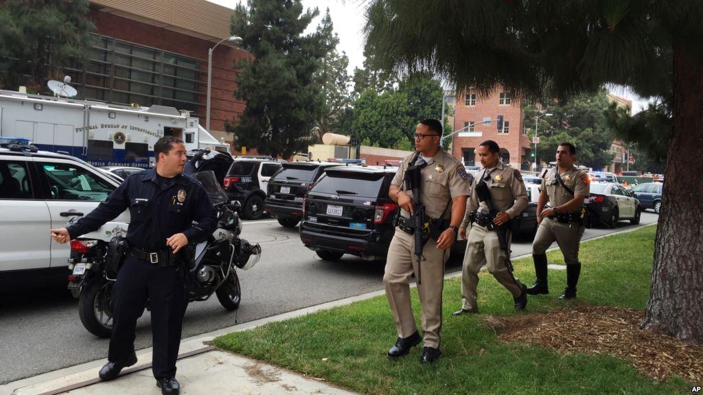В итоге стрельбы вуниверситете Лос-Анджелеса погибли два человека